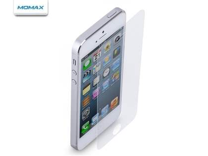 MOMAX iPhone SE/5s/5c/5 Glass Pro+ XS Screen Protector ...