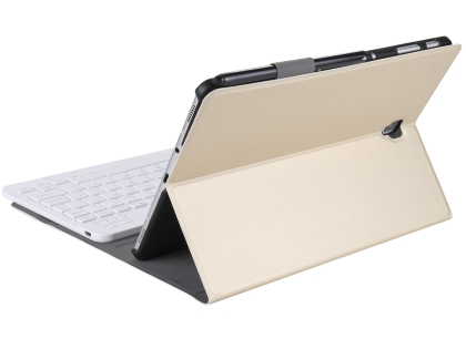 Smart Bluetooth Keyboard Case for Tab A 10.5 - Gold Keyboard