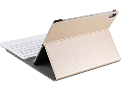 Smart Bluetooth Keyboard Case for iPad Pro 11 - Gold