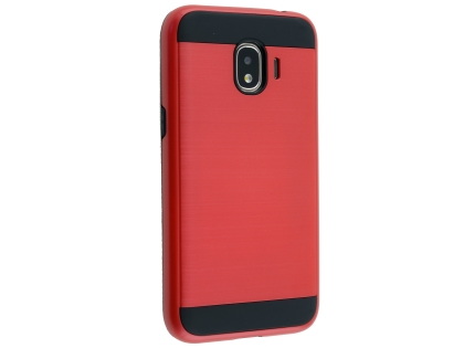 Impact Case for Samsung Galaxy J2 Pro (2018) - Red Impact Case