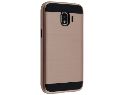 Impact Case for Samsung Galaxy J2 Pro (2018) - Rose Gold Impact Case