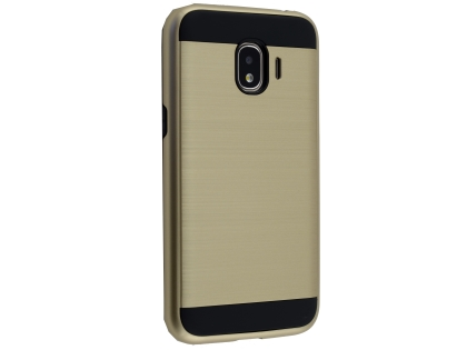 Impact Case for Samsung Galaxy J2 Pro (2018) - Gold Impact Case