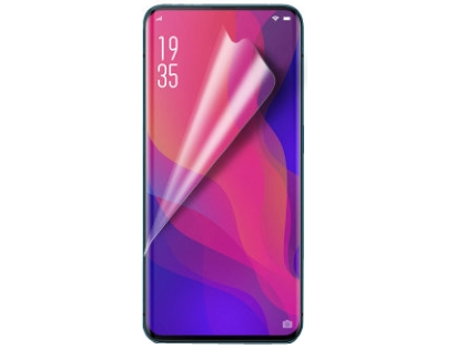 Curved Ultra Clear Full Screen Protector for Oppo Find X - Screen Protector