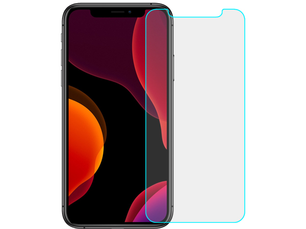 Flat Tempered Glass Screen Protector for iPhone XS Max - Screen Protector