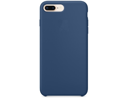 new arrival 11ece d903b Silicone Case for Apple iPhone 7 Plus/8 Plus - Blue Cobalt
