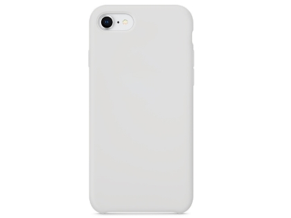Silicone Case for Apple iPhone 8/7 - Stone Soft Cover