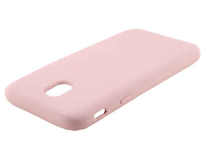 Silicone Case for Samsung Galaxy J5 Pro (2017) - Pink Soft Cover