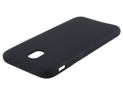 Silicone Case for Samsung Galaxy J5 Pro (2017) - Black Soft Cover