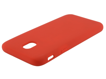 Silicone Case for Samsung Galaxy J5 Pro (2017) - Red Soft Cover