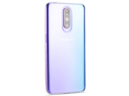 Ultra Thin Gel Case for OPPO R17 Pro - Clear Soft Cover