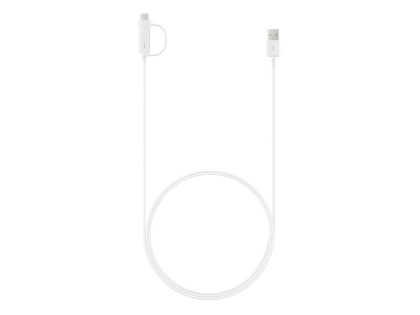 Genuine Samsung EP-DG930 Data Cable Combo - White