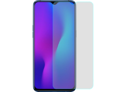 Flat Tempered Glass Screen Protector for Oppo R17 Pro - Screen Protector