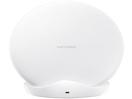 Genuine Samsung EP-N5100 Wireless Charging Stand  - White Wireless Charge