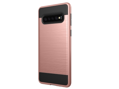 Impact Case for Samsung Galaxy S10+ - Rose Gold Impact Case