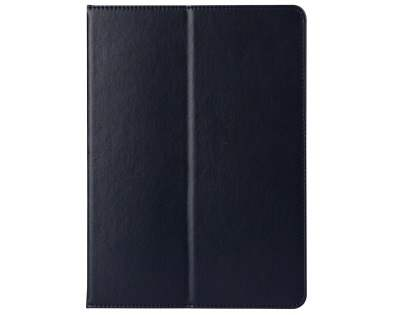 Synthetic Leather Flip Case with Stand for iPad Air 3rd Gen (2019) - Midnight Blue