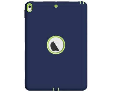 Impact Case for iPad Air 3rd Gen (2019) - Navy/Lime Impact Case
