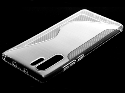 Wave Case for Huawei P30 Pro - Clear