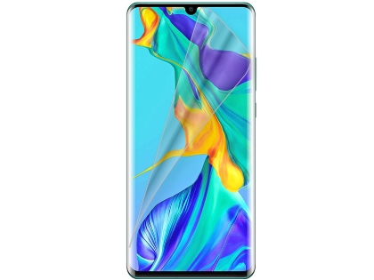 Curved Ultra Clear Full Screen Protector for Huawei P30 Pro - Screen Protector