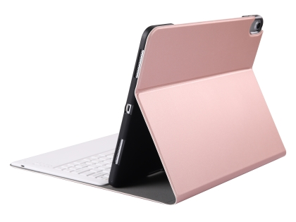 Smart Bluetooth Keyboard Case for iPad Pro 12.9 (2018) - Rose Gold Keyboard