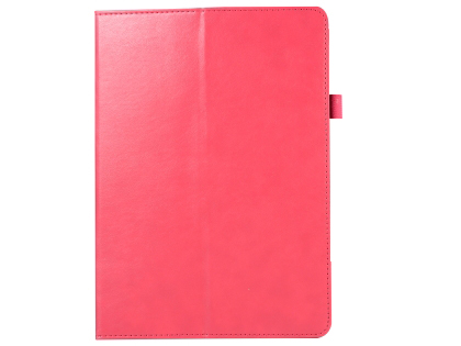 Synthetic Leather Flip Case with Stand for iPad Pro 12.9 (2018) - Pink