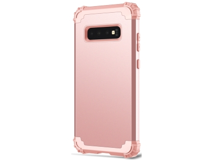 Defender Case for Samsung Galaxy S10 - Pink Impact Case