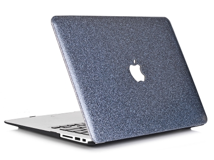 Toughshell Glitter Hardcase for MacBook Pro 13 (2016-2019) - Steel Blue  Hard Case