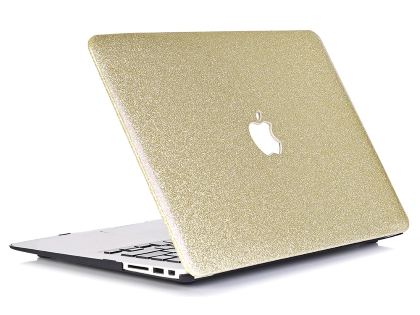Toughshell Glitter Hardcase for MacBook Pro 13 (2016-2019) - Gold Hard Case
