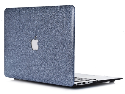 Toughshell Glitter Hardcase for MacBook Air 13 (2010-2017) - Steel Blue