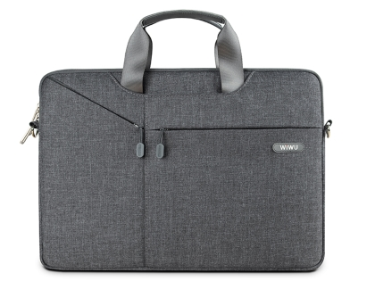 WiWU City Commuter Bag 13.3 inch - Charcoal Laptop Bag