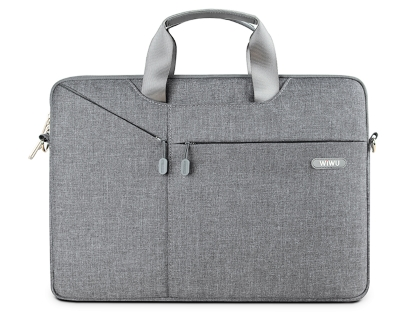 WiWU City Commuter Bag 13.3 inch - Light Grey Laptop Bag