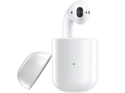 WiWU Right Ear AirSolo Wireless Earphone - White Bluetooth Headset