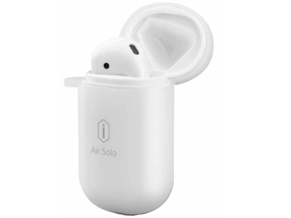 WiWU Right Ear AirSolo Wireless Earphone - White