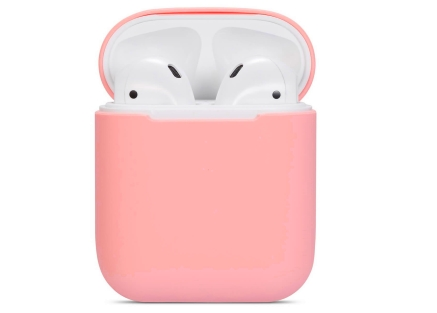 Soft Silicone Case for Apple AirPods  - Papaya Sleeve