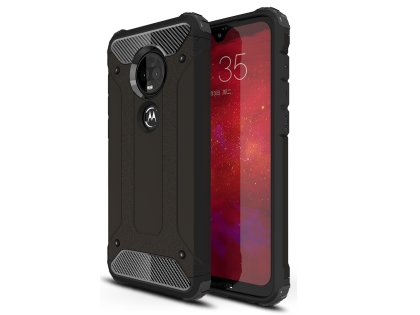Impact Case for Motorola Moto G7 Plus - Black Impact Case