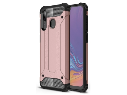 Impact Case for Samsung Galaxy A20 - Rose Gold Impact Case