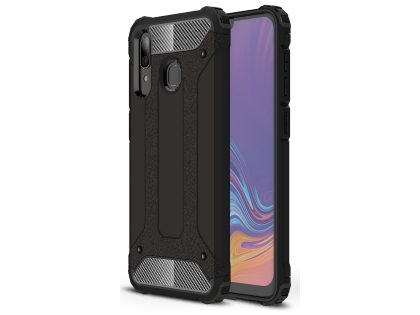 Impact Case for Samsung Galaxy A20 - Black Impact Case