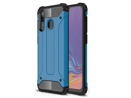 Impact Case for Samsung Galaxy A30 - Blue Impact Case