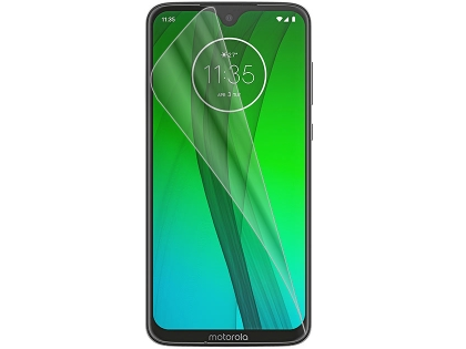 Ultraclear Screen Protector for Moto G7 - Screen Protector