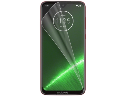 Ultraclear Screen Protector for Moto G7 Plus - Screen Protector