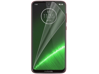 Anti-Glare Screen Protector for Moto G7 Plus - Screen Protector