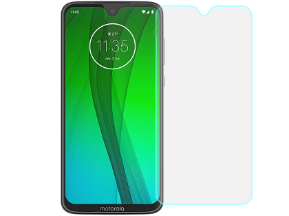 Tempered Glass Screen Protector for Moto G7 - Screen Protector