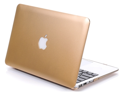 Toughshell Slim Hardcase for MacBook Pro 13 (2016-2019) - Gold Hard Case