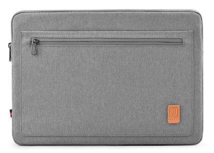 WiWU Pioneer Laptop Sleeve 13 inch - Grey Sleeve