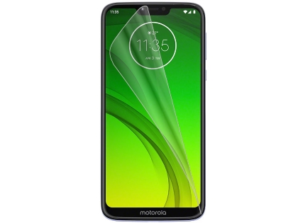 Ultraclear Screen Protector for Moto G7 Power - Screen Protector