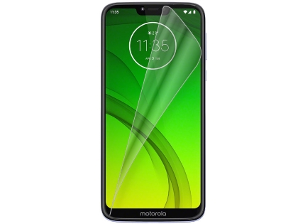 Anti-Glare Screen Protector for Moto G7 Power - Screen Protector