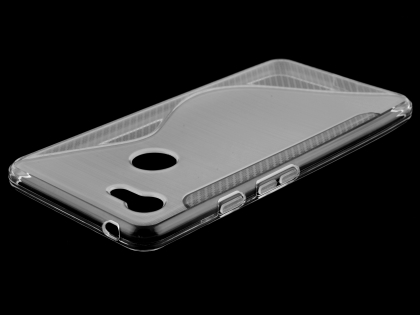 Wave Case for Google Pixel 3a - Clear Soft Cover