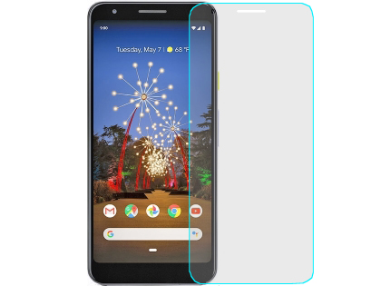 Flat Tempered Glass Screen Protector for Google Pixel 3a - Screen Protector
