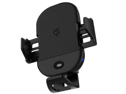 WiWU Liberator Wireless Charging Car Mount II - Black Cradle