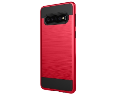 Impact Case for Samsung Galaxy S10 5G - Red Impact Case