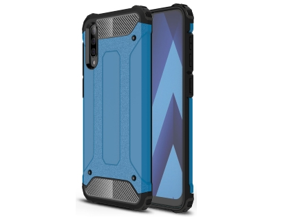 Impact Case for Samsung Galaxy A70 - Blue Impact Case